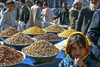 Afghanistan - Herat - nuts for sale before Eid ul-Fitr - photo by E.Andersen