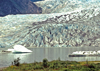 Alaska - Juneau:Menden Hall glacier (photo by A.Walkinshaw)