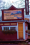 Alaska - Talkeetna: Mountain River Adventures HQ (photo by F.Rigaud)