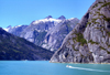 Alaska's Inside Passage - Tracy Arm Fjord: summer day (photo by Robert Ziff)