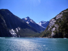 Alaska's Inside Passage - Tracy Arm Fjord: glacial valley (photo by Robert Ziff)