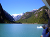 Alaska's Inside Passage - Tracy Arm Fjord: shooting (photo by Robert Ziff)