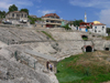 Durres / Drach, Albania: Roman Amphitheater - photo by J.Kaman