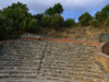 Apollonia, Fier County, Albania: Odeon theatre - photo by J.Kaman
