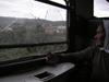 Albania: on the train - photo by A.Kilroy