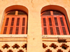 Biskra, Algeria / Alg�rie: windows with louvers - photo by M.Torres | fen�tres avec jalousies