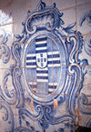 Angola - Luanda / Loanda - Portuguese tiles - azulejos Portugueses - images of Africa by F.Rigaud
