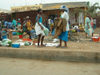 Angola - Luanda: street market / mercado de rua - photo by A.Parissis