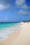Shoal Bay East beach, Anguilla: two miles of white sand - photo by M.Torres