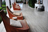 Barnes Bay, West End, Anguilla: elegant chairs - designer Kelly Wearstler - Viceroy Anguilla resort - photo by M.Torres