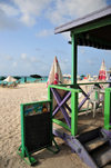 Shoal Bay East beach, Anguilla: waterfront bar - photo by M.Torres