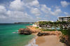 Barnes Bay, West End, Anguilla: Viceroy Anguilla resort - rocky point before Meads bay - photo by M.Torres