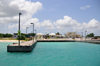 Blowing Point, Anguilla: ferry terminal - pier one - photo by M.Torres