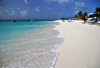 Shoal Bay East beach, Anguilla: the warm Caribbean water embraces the white sand - photo by M.Torres