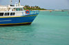 Blowing Point, Anguilla: Niki V, one of the many ferry-boats plying the Anguilla to St Martin route - photo by M.Torres