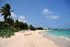 Blowing Point, Anguilla: sandy beach - photo by M.Torres