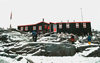 Port Lockroy, Wiencke sland, Antarctica: British installations - photo by R.Eime