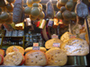 Argentina - Córdoba - cheese at the market - Mercado Municipal - images of South America by M.Bergsma