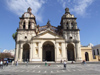 Argentina - Córdoba - The Cathedral at Plaza San Martin - images of South America by M.Bergsma