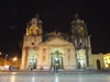 Argentina - Córdoba - the Cathedral - nocturnal - images of South America by M.Bergsma
