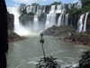 Argentina - Iguazu Falls - falss and river - images of South America by M.Bergsma