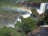 Argentina - Iguazu Falls - Rainbow over the falls - images of South America by M.Bergsma