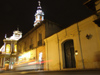 Argentina - Salta - going to Iglesia San Francisco - nocturnal - images of South America by M.Bergsma