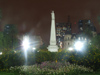 Argentina - Buenos Aires - Obelisk at the Plaza de Mayo - nocturnal - images of South America by M.Bergsma