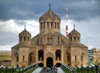 Armenia - Yerevan: Cathedral of St. Gregory the Illuminator - the world's largest Apostolic cathedral - photo by S.Hovakimyan