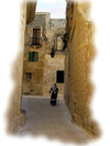 Malta: Mdina - alley (image by ve*)