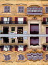 Malta: Mdina - reflecting a façade (image by ve*)