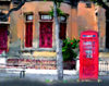 Malta: Rabat - phone booth (image by ve*)