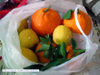 Sicily / Sicilia - Catania: Oranges, mandarins and lemons - still life (images by *ve)