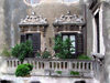 Sicily / Sicilia - Palazzo Biscari - balcony (images by *ve)
