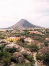 Aruba - Matividiri hill from Hooiberg (photo by M.Torres)