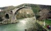 Asturias - Cangas de Onis: Roman bridge (photo by Miguel Torres)