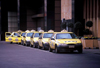 Australia - Melbourne (Victoria): taxi cabs - Silver top taxis   - photo by  Picture Tasmania/Steve Lovegrove