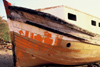 Australia - Northern Territory: old fishing boat - photo by  Picture Tasmania/Steve Lovegrove