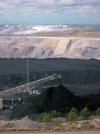 Australia - Balir Athol Mine (Queensland): from above - photo by Luca Dal Bo
