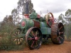 Australia - Clermont (Queensland) old steam tractor at the musem - photo by Luca Dal Bo