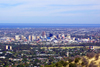 Adelaide (SA): the city viewed from Mount Osmond - photo by Rod Eime