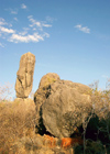 Australia - Chillagoe-Mungana NP (Queensland): Balancing Rock - photo by Luca Dal Bo