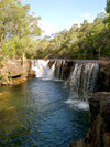 Australia - Cape York (Queensland): Elliot Falls - photo by Luca Dal Bo