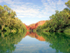 Australia - Boodjamulla / Lawn Hill Gorge NP (Queensland): river view - photo by Luca Dal Bo
