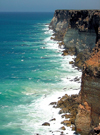 Australia - Nullarbor NP (SA): Bunda Cliffs Lookout - Eyre Highway - photo by Luca Dal Bo