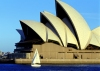 Australia - Sydney (NSW): the Opera House - sailing - photo by A.Walkinshaw