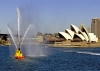 Australia - Sydney (NSW): tug boat show and Opera House - photo by A.Walkinshaw
