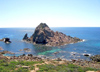 Australia - Leeuwin Naturaliste NP (WA): Sugarloaf Rock - photo by Luca dal Bo