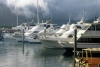 Australia - Cairns (Queensland): yachts - photo by  Picture Tasmania/Geoff Lea