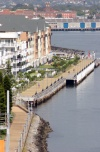 Australia - Newcastle (NSW): Harbourfront Development - photo by Rod Eime